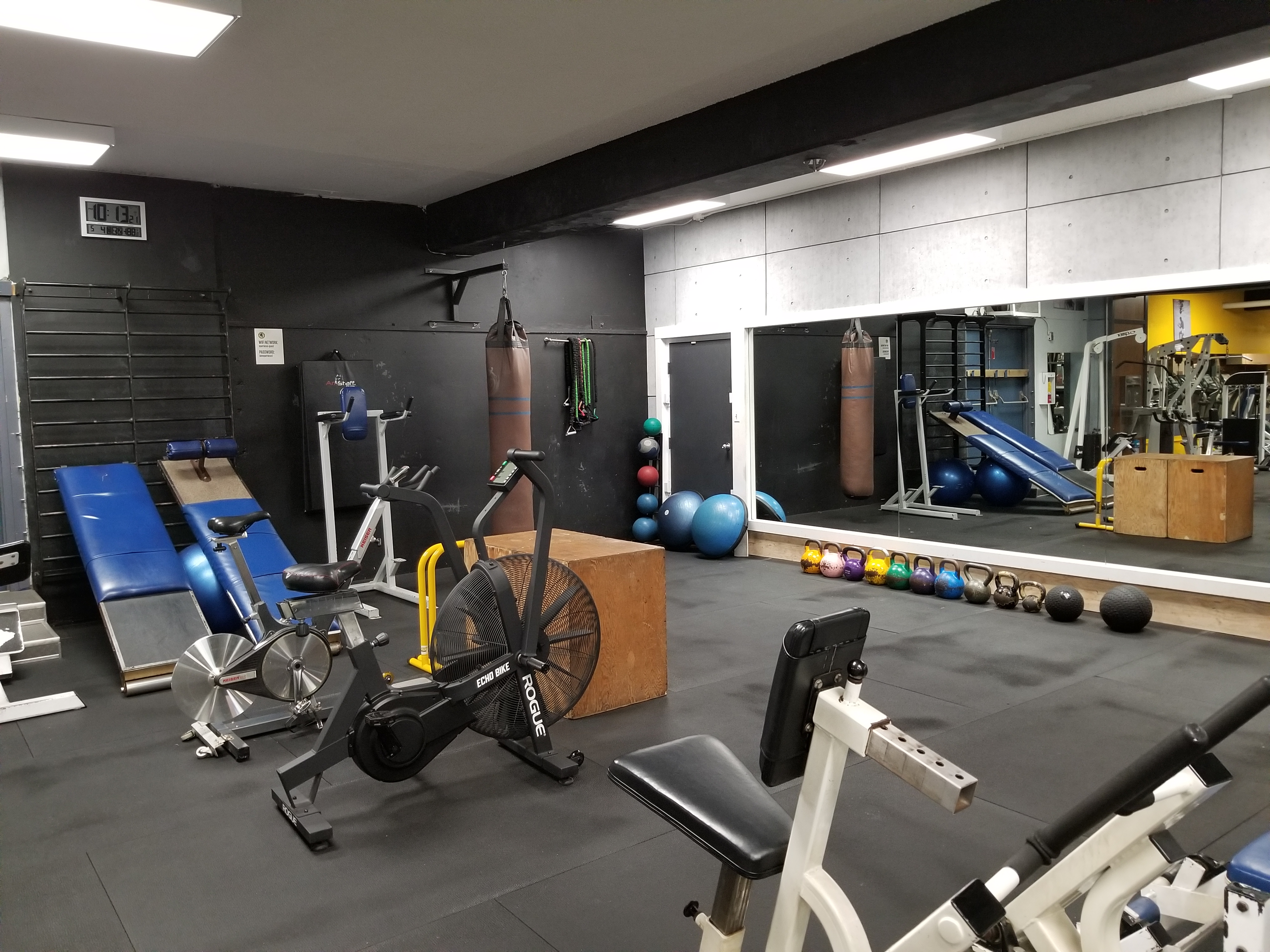 OUR FACILITY 5